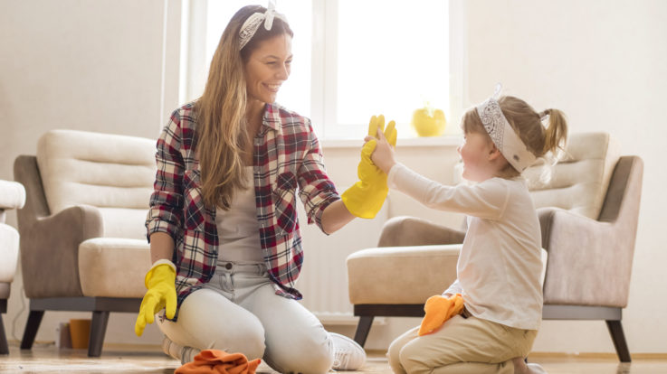 7 Ways to Prepare Your Home for Spring Cleaning