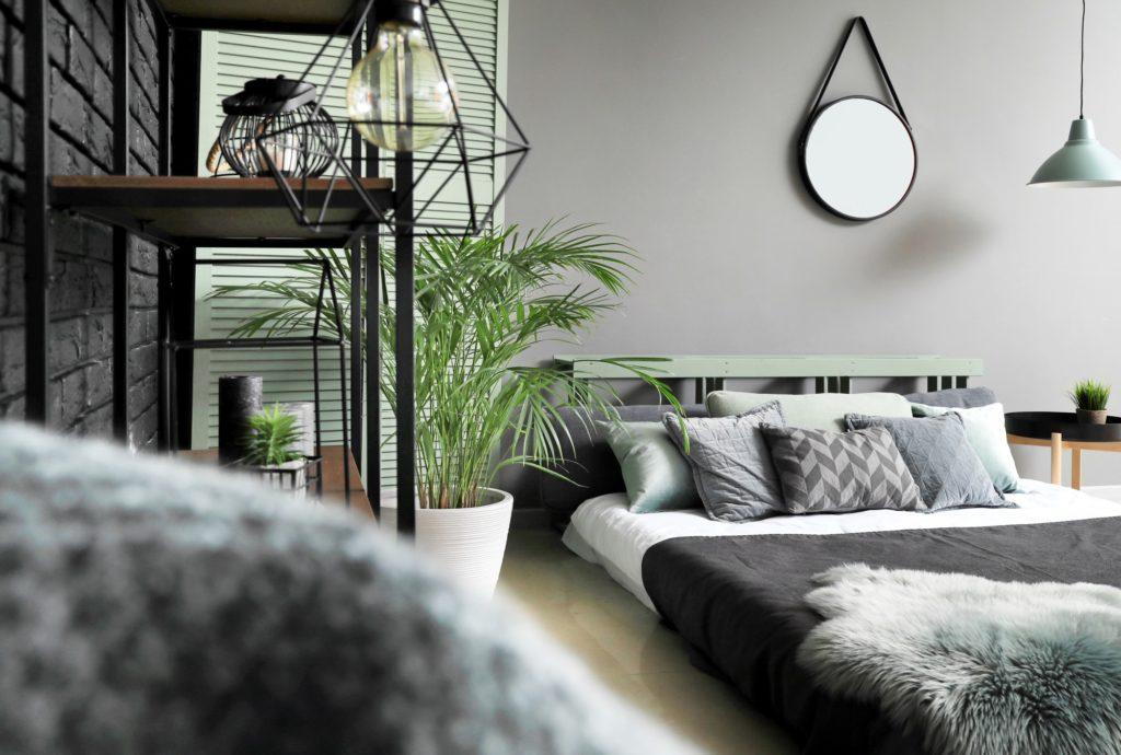 Interior design trend bedroom for 2021